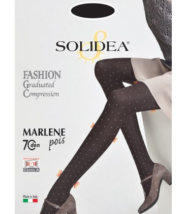 Collant de contention Solidea Marlene 70D
