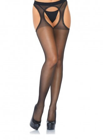 Collant Leg Avenue Strip Panty