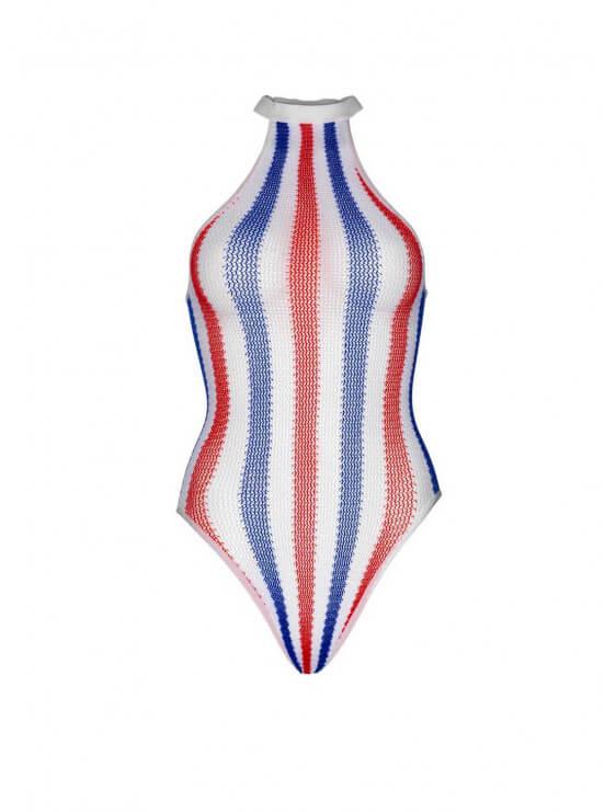 Body Leg Avenue Tricolore