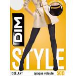 Collant opaque velouté 50D