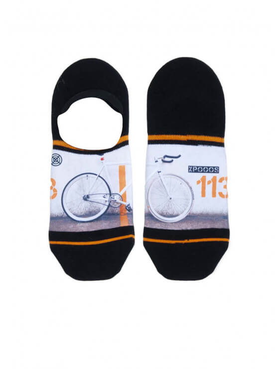 Socquette invisible homme Fixed Gear