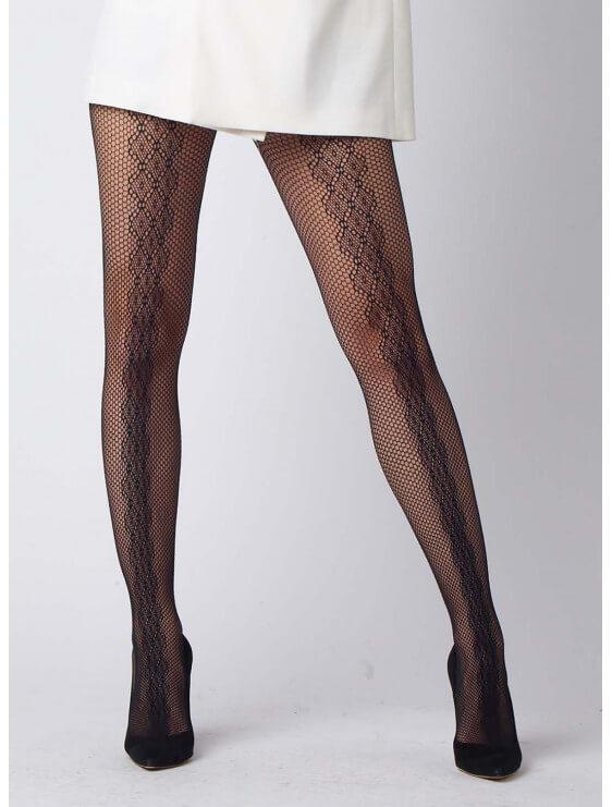 Collant Le Bourget Résille Fashion 30D