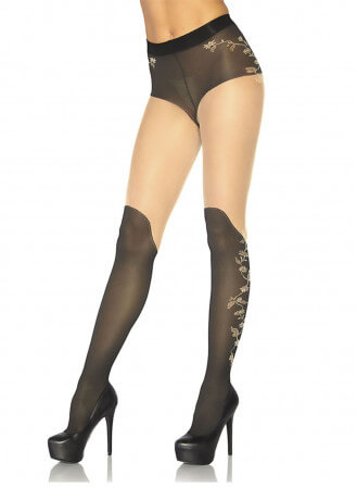 Collant Leg Avenue fantaisie 20D