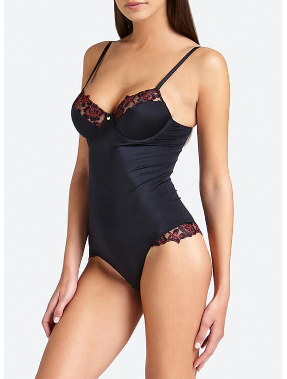 Body Noir Rouge Guess
