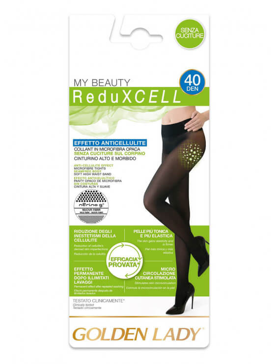 Collant Golden Lady Reduxcell 40D