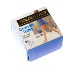 Collant Golden Mousse Grande Taille 20D