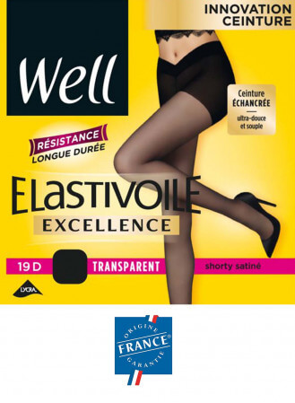 Collant Well Elastivoile Excellence 19D