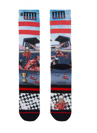 Chaussette homme Luke Racing