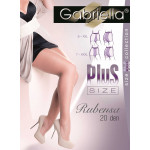 Collant Gabriella Rubensa Plus Size