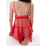 nuisette bec collection betty rouge assis