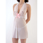 nuisette bec collection pin up dita blanc debout