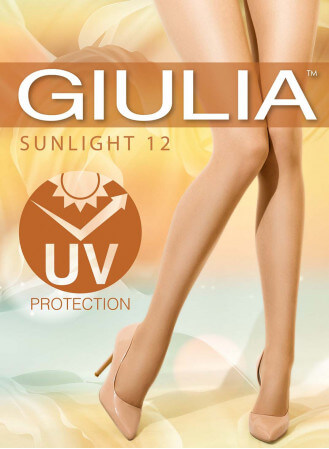 Collant Sunlight anti UV 12D