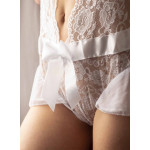Body bec collection aileen blanc détail bas