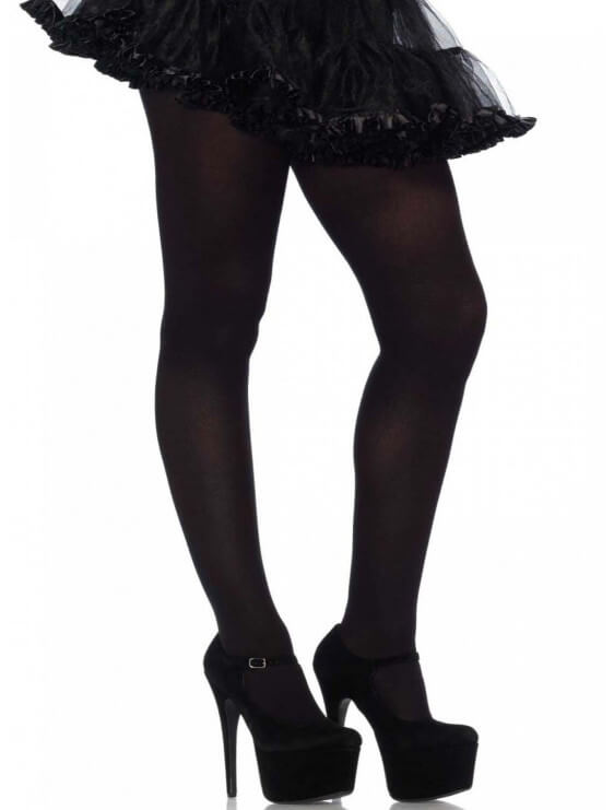 Collant Opaque 90D Grande Taille