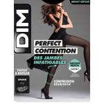 Collant Dim Effet Perfect contention 45D noir détail