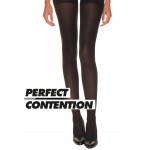 Collant Dim Effet Perfect contention 45 deniers noir