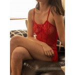 Body bec collection Alana rouge assise
