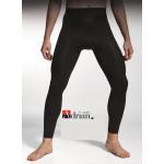 Legging Homme Hunter noir 100D