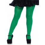 Collant leg avenue Opaque 70 deniers vert Grande Taille