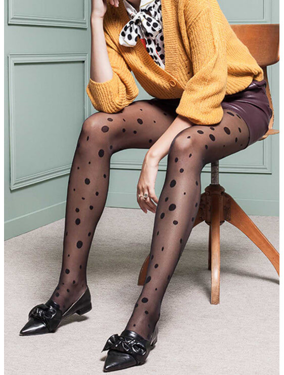 Collant GINY marque gabriella assis