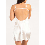 Nuisette Chitra bec collection blanc dos