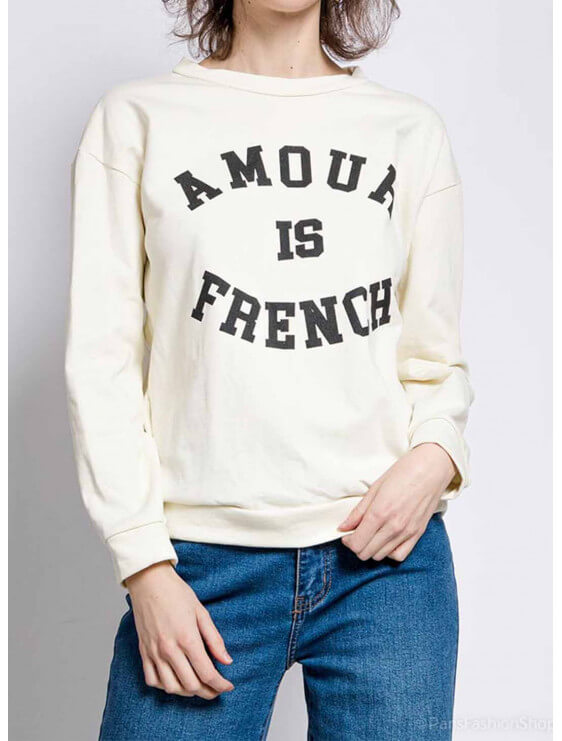 Sweat French is Amour
