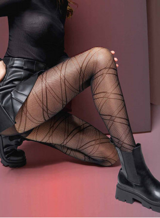 Collant Fashion net N°4 40D