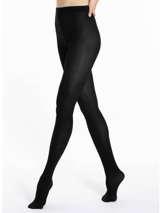 Collant Le Bourget All Colors 50D noir