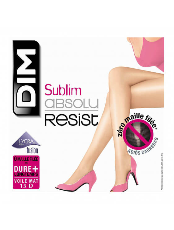 Collant Sublim absolu resist 15D