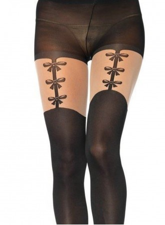 collant leg avenue faux porte jarretelle zoom