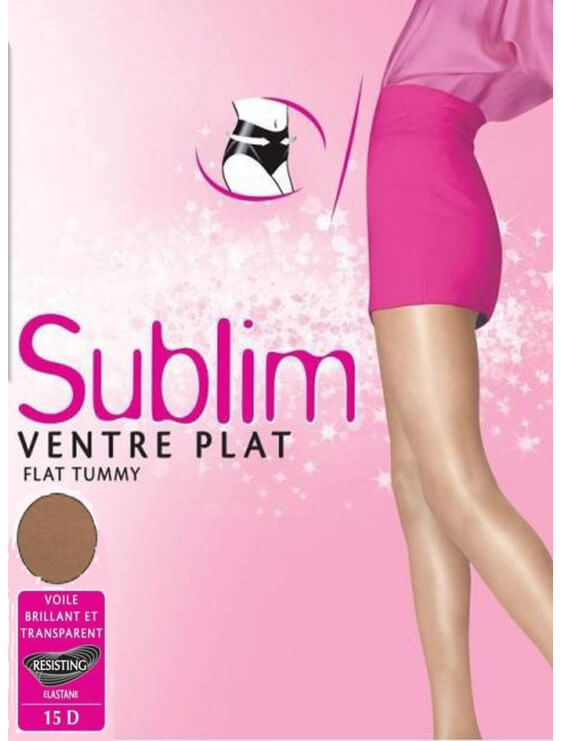 Collant DIM sublim Gazelle ventre plat