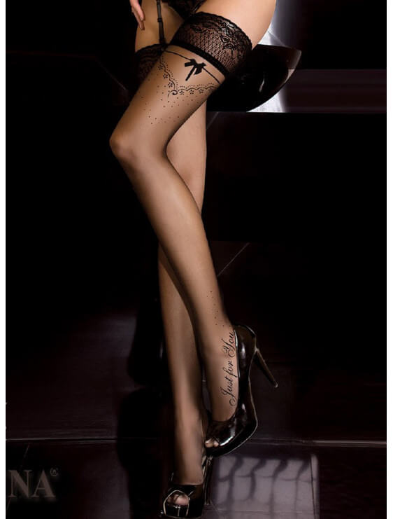 Bas Autofixants Ballerina N°261