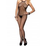 Body Collant Leg Avenue Veronica Noir