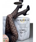 Collant de contention Solidea Karen 70D
