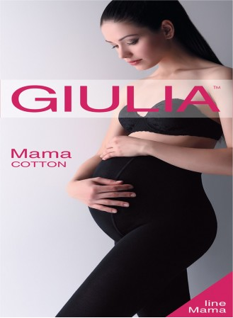 Collant Giulia Mama Cottone 200D