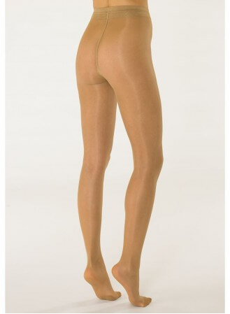 Collant de compression pointe ouverte 70D VENERE