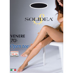 Collant de contention pointe ouverte 70D VENERE