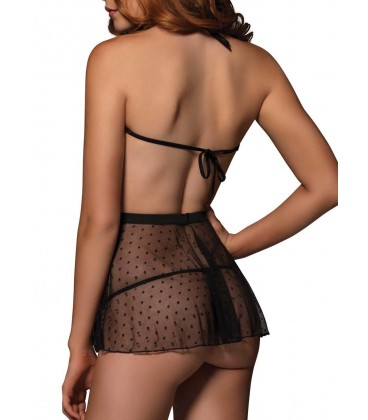 Nuisette Dotted + string offert