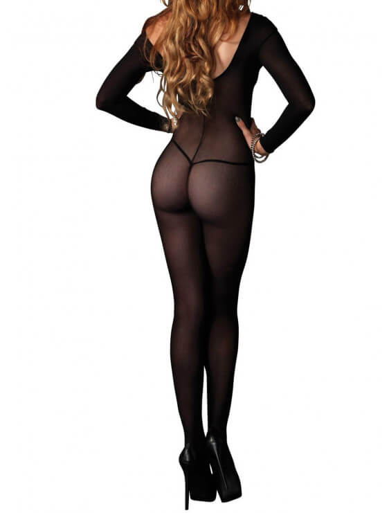 Body Collant manches longues