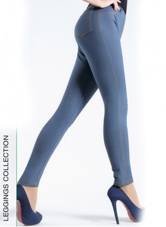 Leggin GIULIA  Model 4 Denim