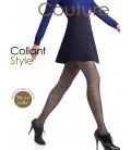 Collant Le Bourget Style Noir