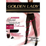 Collant Golden Lady Liberté Absolue Silhouette 70D