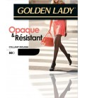 Collant mousse Golden Lady opaque resistant 50D