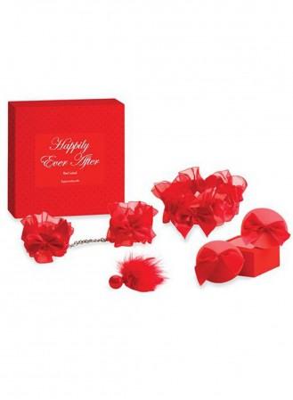 Plus de détails Coffret Happily Rouge