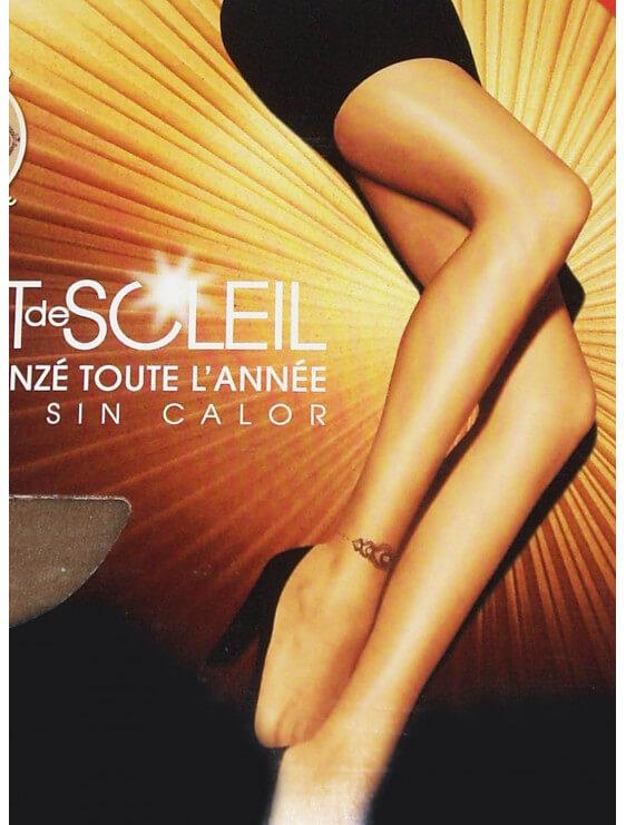Collant Teint de Soleil Bracelet Ethnique 17D