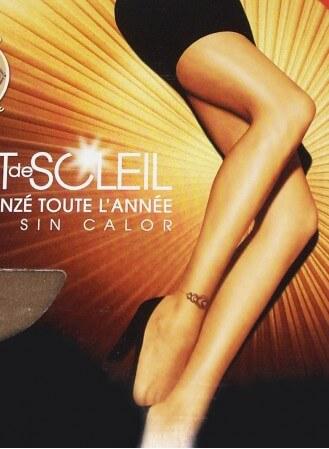 Collant Dim Teint de Soleil Bracelet Ethnique 17D
