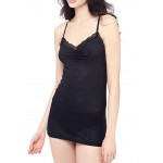 Ensemble Guess Top + Slip à pois