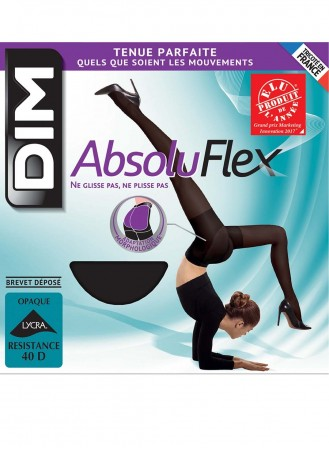 Collant Dim Absolu Flex Opaque