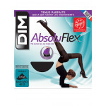 collant dim absolu flex opaque 40 deniers noir detail