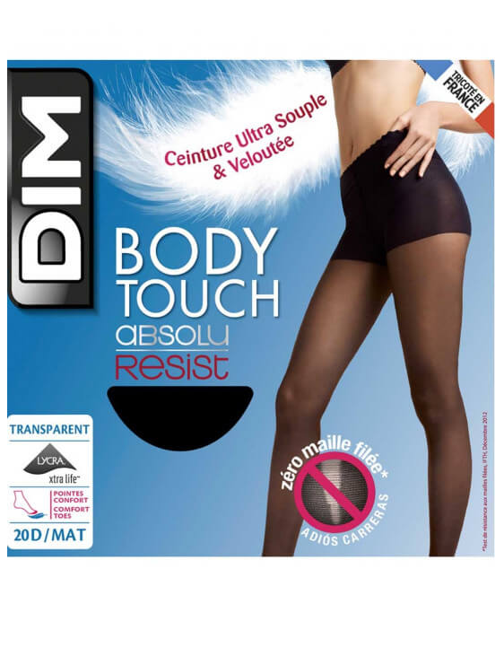 Collant Body touch 20D